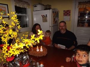 Happy Birthday Sarah and Paul